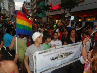 Orgullo Guayaquil o Pride Guayaquil Gay 2013 - Asociación Silueta X (2)
