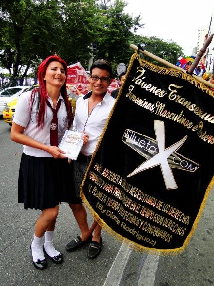 Orgullo Guayaquil o Pride Guayaquil Gay 2013 - Asociación Silueta X (7)