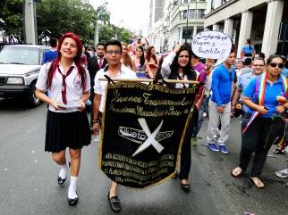 Orgullo Guayaquil o Pride Guayaquil Gay 2013 - Asociación Silueta X (8)