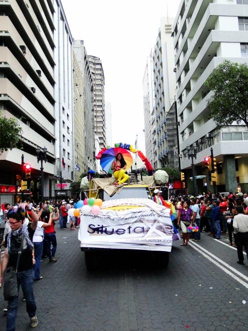 Orgullo Guayaquil o Pride Guayaquil Gay 2013 - Asociación Silueta X (9)