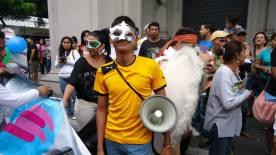Orgullo Guayaquil o Pride Guayaquil Gay 2013 - Asociación SIlueta X - Campaña tiempo de Igualdad por un Ecuador Libre de discriminacion (1)