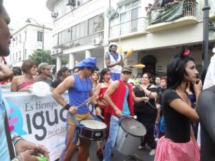 Orgullo Guayaquil o Pride Guayaquil Gay 2013 - Asociación SIlueta X - Campaña tiempo de Igualdad por un Ecuador Libre de discriminacion (3)