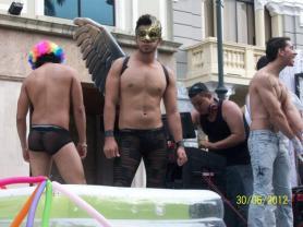 Orgullo Pride Gay Guayaquil - Ecuador 2012 (28)
