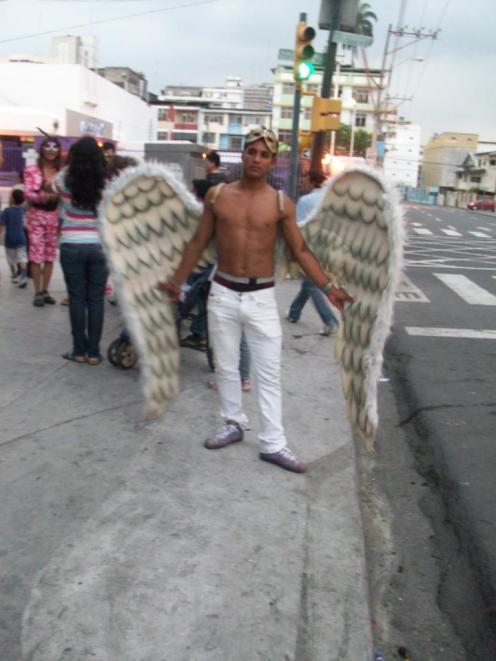 Orgullo Pride Gay Guayaquil - Ecuador 2012 (34)