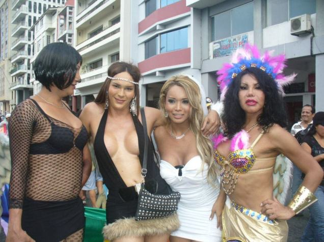 Orgullo Pride Gay Guayaquil - Ecuador 2012 (44)