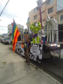 Orgullo Pride Gay Guayaquil - Ecuador 2012 (48)