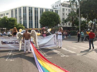 Orgullo Pride Gay Guayaquil - Ecuador 2012 - Asociación Silueta X (10)