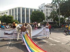 Orgullo Pride Gay Guayaquil - Ecuador 2012 - Asociación Silueta X (11)