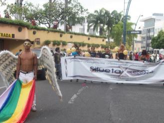 Orgullo Pride Gay Guayaquil - Ecuador 2012 - Asociación Silueta X (12)