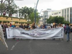 Orgullo Pride Gay Guayaquil - Ecuador 2012 - Asociación Silueta X (13)