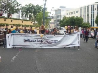 Orgullo Pride Gay Guayaquil - Ecuador 2012 - Asociación Silueta X (14)