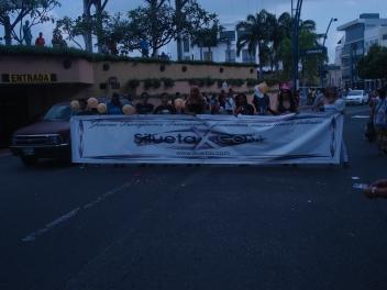 Orgullo Pride Gay Guayaquil - Ecuador 2012 - Asociación Silueta X (15)