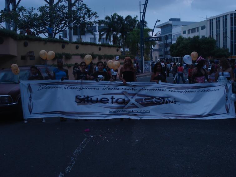 Orgullo Pride Gay Guayaquil - Ecuador 2012 - Asociación Silueta X (16)