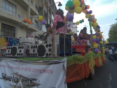 Orgullo Pride Gay Guayaquil - Ecuador 2012 - Asociación Silueta X (2)