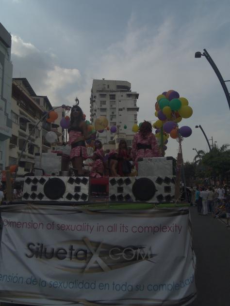 Orgullo Pride Gay Guayaquil - Ecuador 2012 - Asociación Silueta X (3)