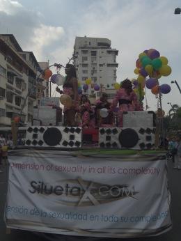 Orgullo Pride Gay Guayaquil - Ecuador 2012 - Asociación Silueta X (4)