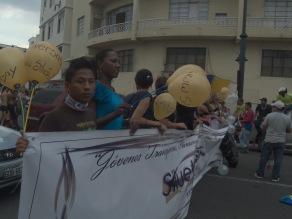Orgullo Pride Gay Guayaquil - Ecuador 2012 - Asociación Silueta X (7)