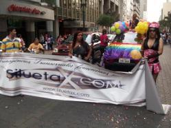 Orgullo Pride Gay Guayaquil - Ecuador 2012 - Asociación Silueta X (8)