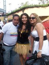 Orgullo Pride Gay Guayaquil - Ecuador 2012 - Diane Rodriguez trans transgenero transexual (1)