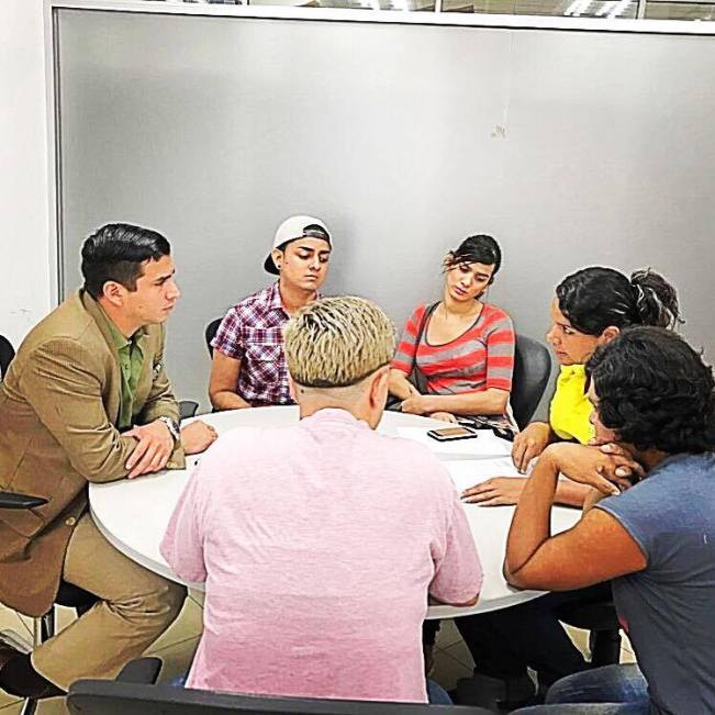 Orgullo y Diversidad 2017 - Orgullo Guayaquil - Gay Pride Guayaquil reunión obtención permisos - Orgullo Ecuador (2)