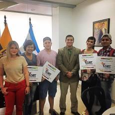 Orgullo y Diversidad 2017 - Orgullo Guayaquil - Gay Pride Guayaquil reunión obtención permisos - Orgullo Ecuador (3)