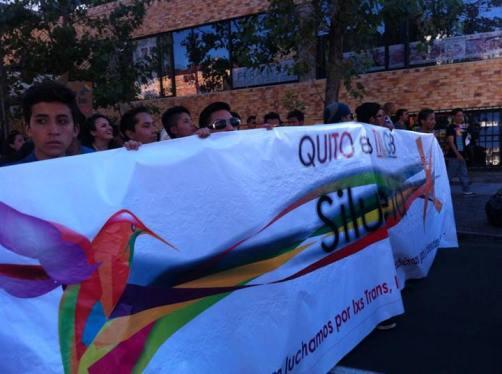 Orgullo y diversidad sexual 2014 - orgullo glbti - orgullo gay guayaquil - pride guayaquil asociación silueta x - Gay pride ecuador 2014 (10)