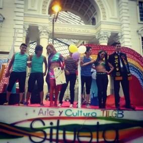 Orgullo y diversidad sexual 2014 - orgullo glbti - orgullo gay guayaquil - pride guayaquil asociación silueta x - Gay pride ecuador 2014 (13)