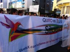 Orgullo y diversidad sexual 2014 - orgullo glbti - orgullo gay guayaquil - pride guayaquil asociación silueta x - Gay pride ecuador 2014 (16)