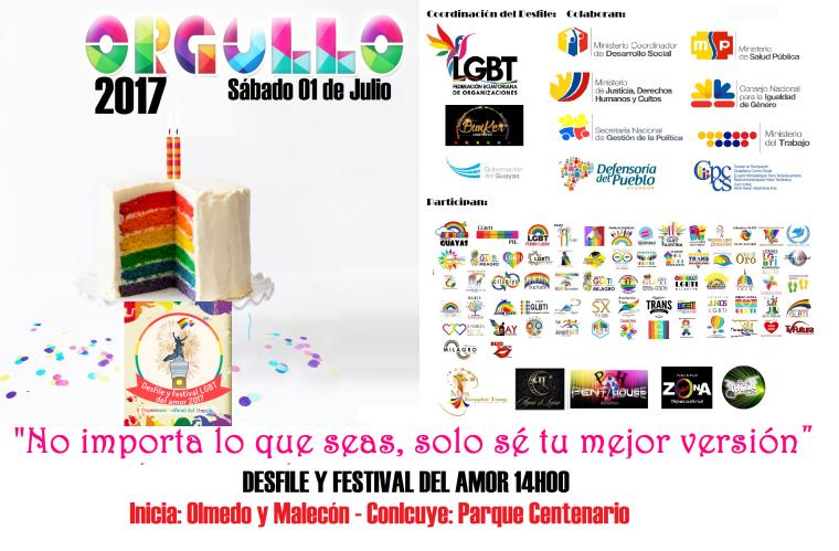 Orgullo y Diversidad Sexual 2017
