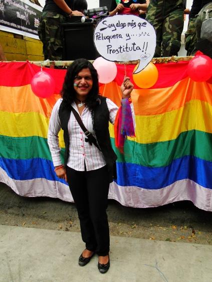 Preparativos del Orgullo Guayaquil o Pride Ecuador Gay 2013 Asociación Silueta X (10)