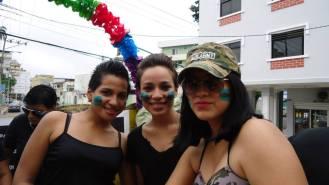 Preparativos del Orgullo Guayaquil o Pride Ecuador Gay 2013 Asociación Silueta X (12)