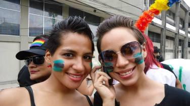 Preparativos del Orgullo Guayaquil o Pride Ecuador Gay 2013 Asociación Silueta X (2)