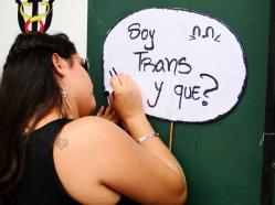 Preparativos del Orgullo Guayaquil o Pride Ecuador Gay 2013 Asociación Silueta X (8)
