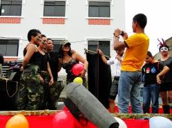 Preparativos del Orgullo Guayaquil o Pride Ecuador Gay 2013 Asociación Silueta X (9)