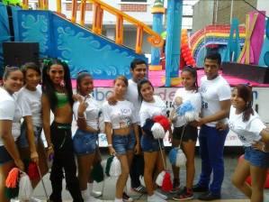 Preparativos del Orgullo Guayaquil pride gay 2014 Asociación Silueta X - Tiempo de Igualdad (6)
