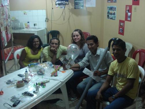 Preparativos del Orgullo Pride gay Guayaquil - Ecuador 2012 (4)