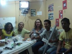Preparativos del Orgullo Pride gay Guayaquil - Ecuador 2012 (5)