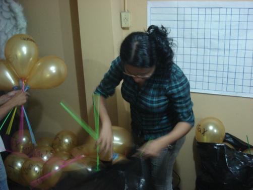 Preparativos del Orgullo Pride gay Guayaquil - Ecuador 2012 (6)