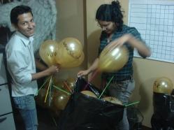 Preparativos del Orgullo Pride gay Guayaquil - Ecuador 2012 (7)