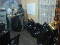 Preparativos del Orgullo Pride gay Guayaquil - Ecuador 2012 (8)