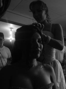 Preparativos del Orgullo Pride gay Guayaquil - Ecuador 2012 - Diane Rodriguez