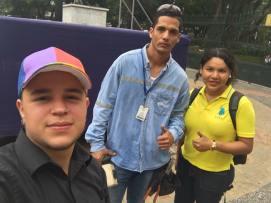 Previos al Orgullo Guayaquil 2017 - Gay Pride Guayaquil Ecuador - Orgullo y Diversidad sexual 11