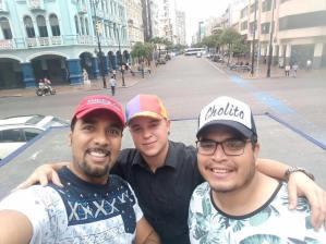 Previos al Orgullo Guayaquil 2017 - Gay Pride Guayaquil Ecuador - Orgullo y Diversidad sexual 12
