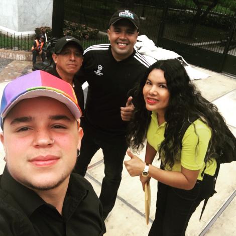 Previos al Orgullo Guayaquil 2017 - Gay Pride Guayaquil Ecuador - Orgullo y Diversidad sexual 3