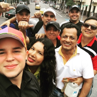 Previos al Orgullo Guayaquil 2017 - Gay Pride Guayaquil Ecuador - Orgullo y Diversidad sexual 4