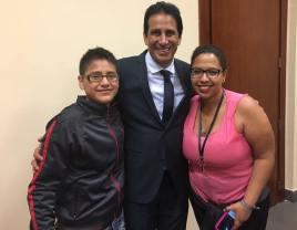 Reunión gobernación obtención permisos orgullo guayaquil gay pride ecuador 2017 3