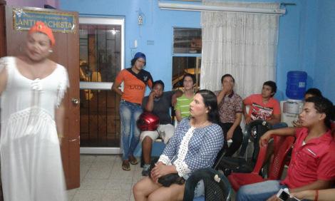 Reunión previa orgullo guayaquil - gay pride guayaquil ecuador 2017 1