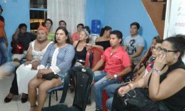 Reunión previa orgullo guayaquil - gay pride guayaquil ecuador 2017 3