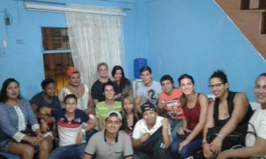 Reunión previa orgullo guayaquil - gay pride guayaquil ecuador 2017 4