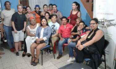 Reunión previa orgullo guayaquil - gay pride guayaquil ecuador 2017 6